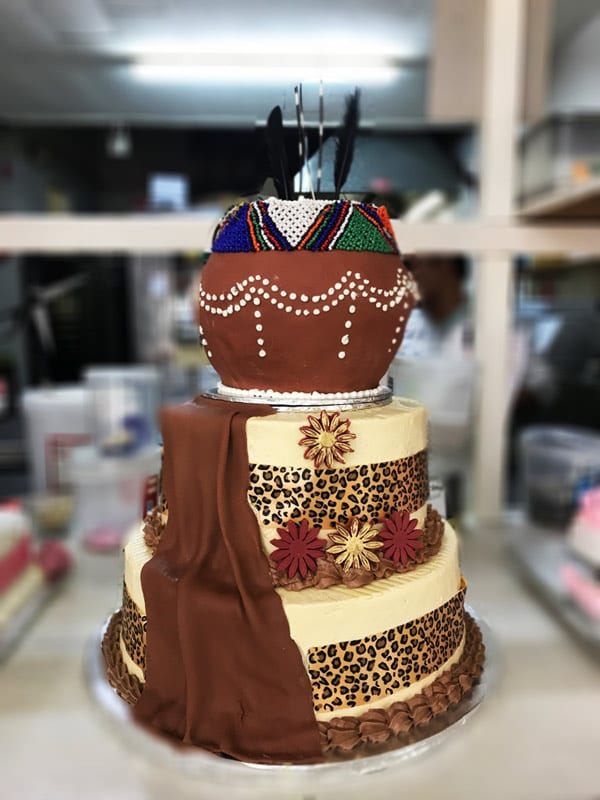 Umembeso Cakes And Umemulo Cakes At Reddy S Bakery In